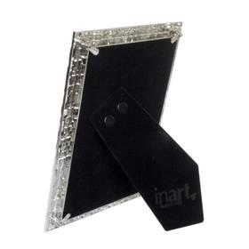 Fotorahmen Bilderrahmen Silber Metall 10x15 Hoch Quer  – Bild 5
