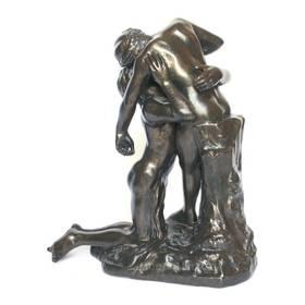 Camille Claudel Die Hingabe / L'Abandon Figur Plastik – Bild 3