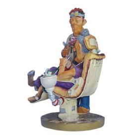 Zahnarzt Dentist Skulptur Beruf Figur von Profisti – Bild 4