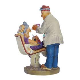 Zahnarzt Dentist Skulptur Beruf Figur von Profisti – Bild 2