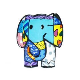 Mini Figur Elefant von ROMERO BRITTO Lucky Pop Art Kunst