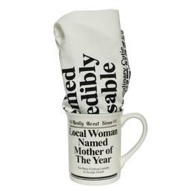 Tasse Kaffeetasse Kaffeepot + Küchenschürze Geschenkidee als Set – Bild 1