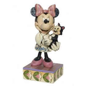 Minnie Mouse Tierarzt Veterinär Disney Tradition Figur von Jim Shore Disney Tradition – Bild 1
