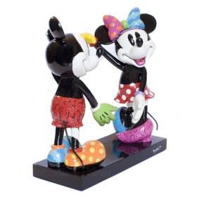 Figur Minnie Mouse Mickey Mouse Liebespaar Romero Britto Disney – Bild 2