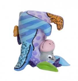 Figur Eeyore Kopfstand Romero Britto Disney Mini Figur – Bild 2