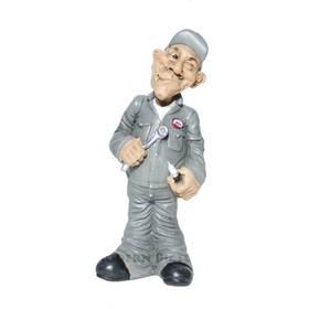 Mechatroniker Kfz-Mechaniker Mechatroniker Figur Funny Jobs – Bild 1