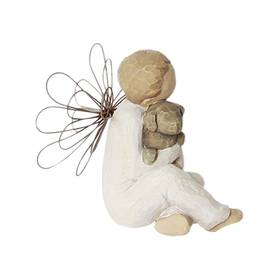 Willow Tree Engel des Trostes Angel of Comfort Lordi – Bild 3