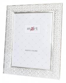 Fotorahmen Bilderrahmen Silber 10x15 Hoch Quer aufstellbar – Bild 1