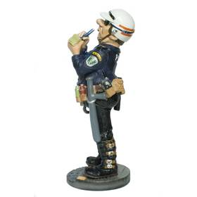 Polizist Polizeimeister Berufsgruppe Figur Profisti – Bild 3