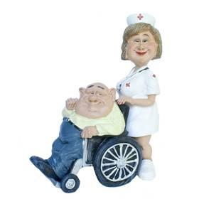 Krankenpflegerin Krankenschwester Berufe Figur Funny Life – Bild 1