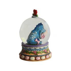 Schneekugel Eeyore Gloom to Bloom Jim Shore Walt Disney – Bild 2