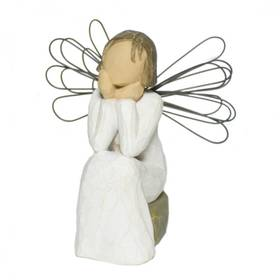 Angel of Caring Willow Tree Skulptur Figur von Susann Lordi – Bild 1