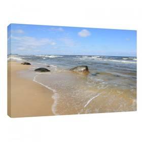 Leinwandbild Leinwanddruck Ostsee Küste Wasser ab 40 x 30 cm