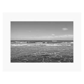 Kunstdruck Meer Ostseeküste Wasser  Fotodruck ab 40x30 cm – Bild 2