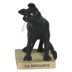 Katze Das Misstrauen Charakterkatze Le Chat domestique et son Caractère – Bild 1
