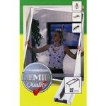 Windhager Premium Fliegengitter Insekten Mücken Fenster 100x120cm braun 03761  001