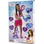 Disney Violetta Tanzmatte Standmikrofon Mikrofon Musik Tanzen Party Spiel RWN13  Bild 2