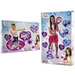 Disney Violetta Tanzmatte Standmikrofon Mikrofon Musik Tanzen Party Spiel RWN13