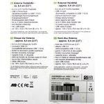 Externe Festplatte 1TB USB 3.0 S-ATA 2,5'' 1000GB Alugehäuse Weiß ChiliGreen RWN25 Bild 4