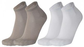 Tobeni 6 Paar Bambussocken Kurzsocken Quarter Socks für Damen und Herren – Bild 11