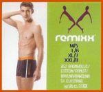 4er-Pack Remixx Retro Boxershorts sportiv Baumwolle 003