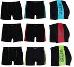Tobeni 4-er Pack Herren Boxershorts Pants im Retro Style