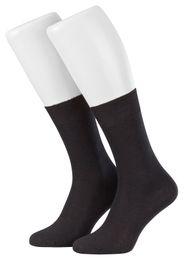 Tobeni 9 Paar Herrensocken Business Socken Baumwolle – Bild 1