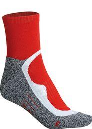 James & Nicholson Uni Sport Socks Short (3er Pack) – Bild 3