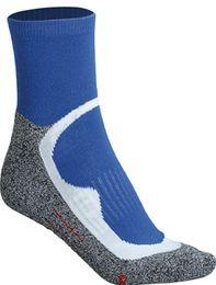 James & Nicholson Uni Sport Socks Short (3er Pack) – Bild 4
