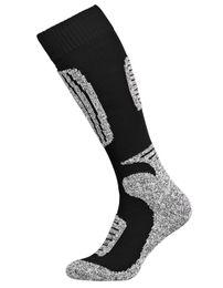 Tobeni 2 Paar Skisocken Funktionssocken Snowboardsocken Winter-Socken für Damen und Herren – Bild 5