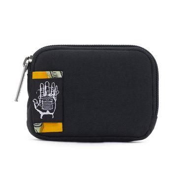 Coyopa Pouch Geldbörse Farbe: Ballistic Black