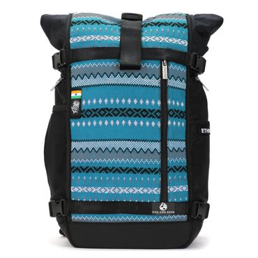Raja Tages Rucksack 30 - Viva con Agua X Ethnotek Collection