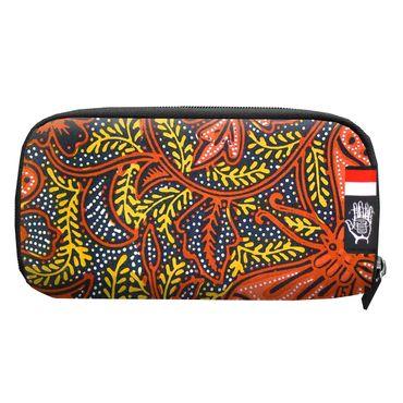 Chiburi Accordion Wallet  Farbe: Indonesia 14