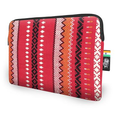 Ethnotek Kumba Laptop Sleeve 13 Zoll Farbe: India 11