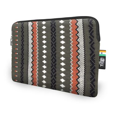 Ethnotek Kumba Laptop Sleeve 15 Zoll Farbe: India 12