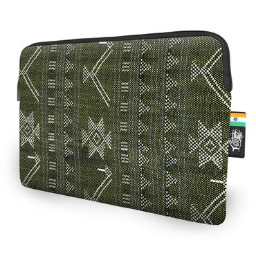 Ethnotek Kumba Laptop Sleeve 15 Zoll Farbe: India 19