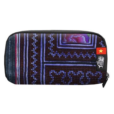 Chiburi Accordion Wallet Farbe: Vietnam 5