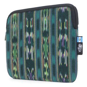 Ethnotek Kumba Laptop Sleeve 13 Zoll  Farbe: Guatemala 4 – Bild 1