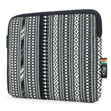 Ethnotek Kumba Laptop Sleeve 13 Zoll  Farbe: India 10