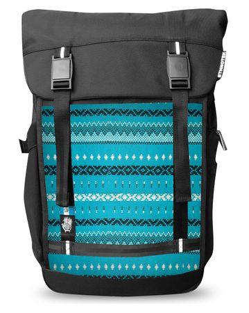 Satu 25 Liter Rucksack  Farbe: Viva con Agua Blue