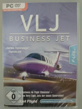 VLJ BUSINESS JET FSX/FS2004