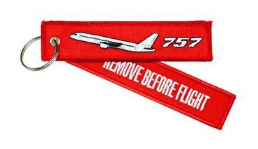 Remove Before Flight Anhänger - Boeing 757 – Bild 1