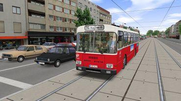 OMSI: Vienna - The High Floor Bus LU 200 (Add-on) – Bild 19