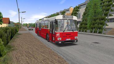 OMSI: Vienna - The High Floor Bus LU 200 (Add-on) – Bild 6