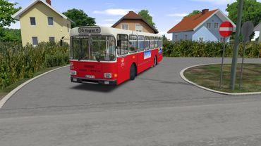 OMSI: Vienna - The High Floor Bus LU 200 (Add-on) – Bild 7
