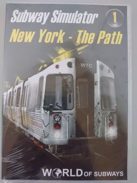 World of Subways 1 - New York - The Path