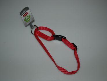 Halsband Abano Gr. M 30-45cm ROT