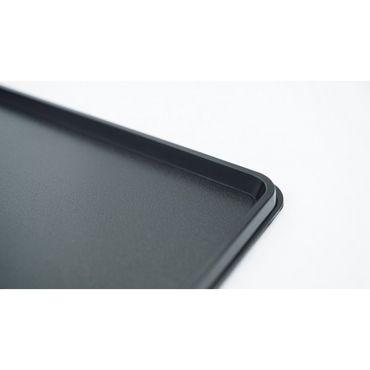 Flugzeugtrolley Tablett, schwarz – Bild 2