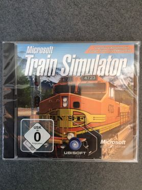 Microsoft Train Simulator Budget (Simulator)