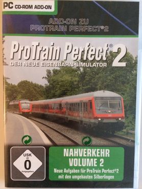 Pro Train Perfect 2 - Nahverkehr Vol. 2